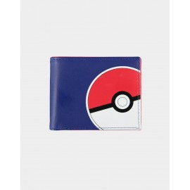 Pokémon - Pika Pokéball - Bifold Wallet