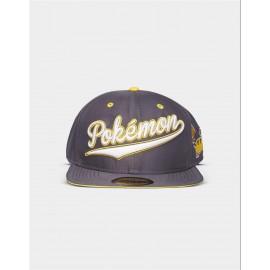 Pokémon - Baseball Snapback Cap