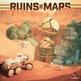 Ruins of Mars - Board Game