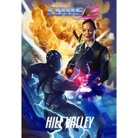 Code 3: The Hill Valley Maniac Expansion Pack
