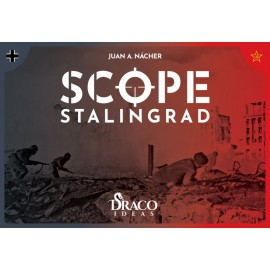 SCOPE Stalingrad board game