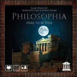 Philosphia: Dare to be Wise- board game