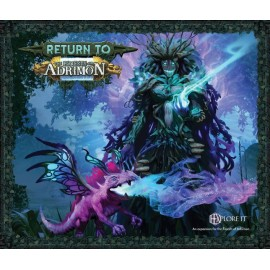 HEXplore It: The Forests of Adrimon – Return to the Forests of Adrimon expansion