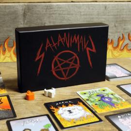 Satanimals - Boardgame