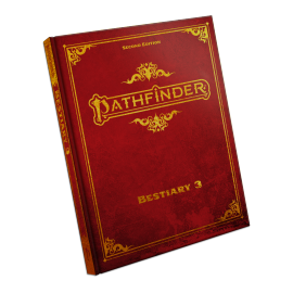 Pathfinder Bestiary 3 Special Edition - RPG