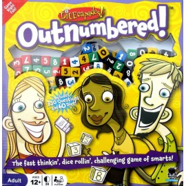 Outnumbered Board game