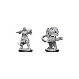 Starfinder Deep Cuts: Vesk Soldier