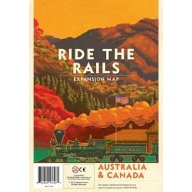 Ride the Rails: Australia & Canada Expansion