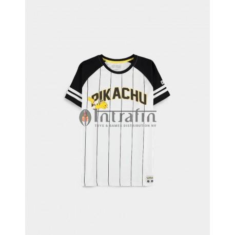 Pokémon - Running Pika - Men's Short Sleeved T-shirt -2X Large