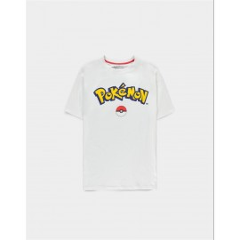 Pokémon - Logo Core - Oversized Men's T-shirt - Large