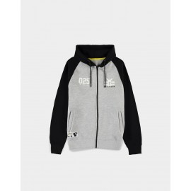 Pokémon - Pika 025 - Men's Zipper Hoodie - Medium