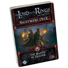 The Lord of the Rings LCG The Wastes of Eriador Nightmare Deck