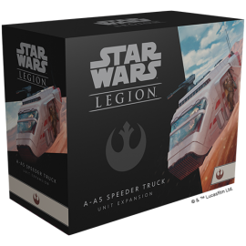 SW Legion A-A5 Speeder truck unit expansion