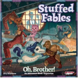 Stuffed Fables: Oh Brother