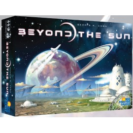 Beyond the Sun- boardgame