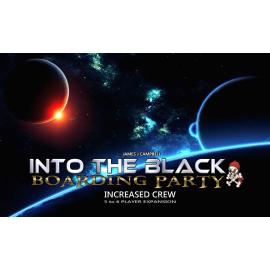 Into the Black: Increased Crew