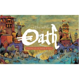 Oath: Chronicles of Empire and Exile- boardgame