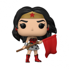 Heroes:392 WW 80th -Wonder Woman (Superman: Red Son)