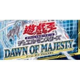 Yu-Gi-Oh! Dawn of Majesty booster display (24p)