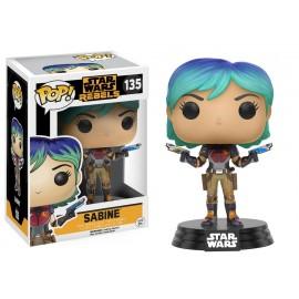 Star Wars 135 POP - Rebels - Sabine