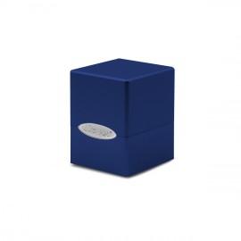Satin Cube Pacific Blue