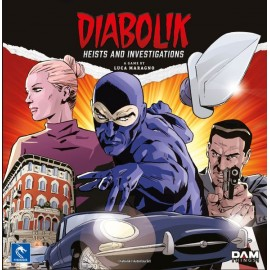 Diabolik – Heists and Investigations