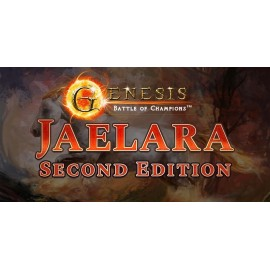 Genesis: Battle of Champions Jaelara Second Edition 2 Player Vs. Deck