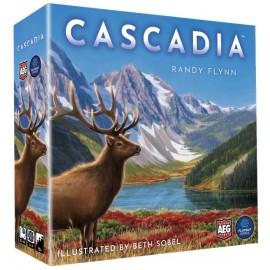 Cascadia - boardgame