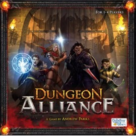 Dungeon Alliance - boxed deckbuilding game