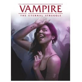 Vampire the Eternal Struggle FRENCH - 5th Edition Malkavien