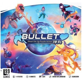 Bullet - boardgame