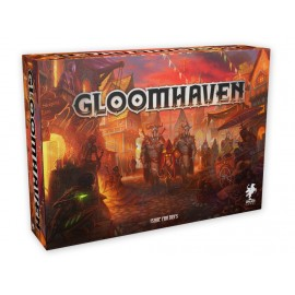 Gloomhaven (Boxed Board Game) (CPH0201)