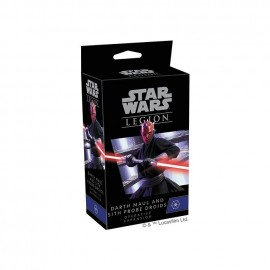 Star Wars: Darth Maul and Sith Probe Droids Operative Expansion