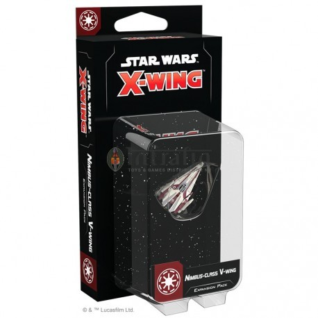 Star Wars X-Wing Nimbus Clas V-wing Expansion Pack