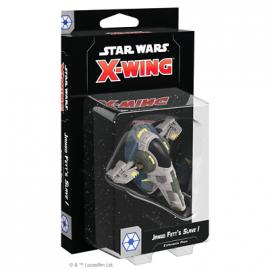 Star Wars X-Wing Jango Fett's Slave 1 Expansion Pack
