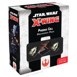 Star Wars X-Wing Phoenix Cell Squadron Pack