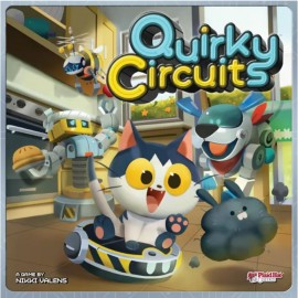 Quirky Circuits - boardgame