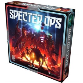 Specter Ops - boardgame