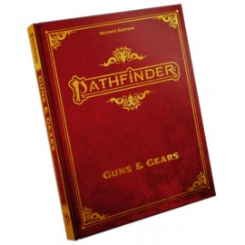 Pathfinder RPG Guns & Gears Special Edition (P2)