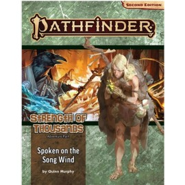 Pathfinder Adventure Path 170: Spoken on the Song Wind(SoT 2 of 6)