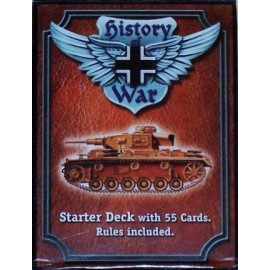 History of War starter displ (tanks