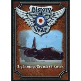 History of War starter displ planes
