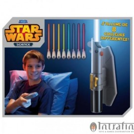 Star Wars - Laser Sabre Decorationwith light