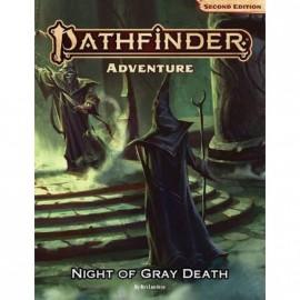 Pathfinder Adventure: Night of the Gray Death(P2)