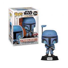 Star Wars:354 Mandalorian - Flashback Blue