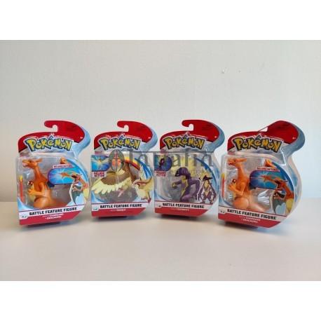 Pokemon Battle Feature figures ass case (4) wave 8