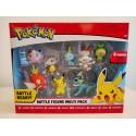 Pokemon Battle figure multipack (8 figures) Wave 5