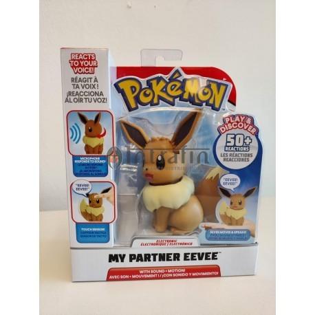 My Partner Eevee figurines case (3)