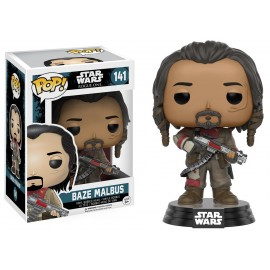 Star Wars 141 POP - Rogue I - Baze Malbus