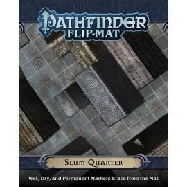 GameMastery Flip-Mat Slum Quarter